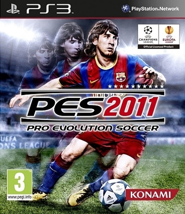 Pro Evolution Soccer 2011 / Pes 2011 (PS3)